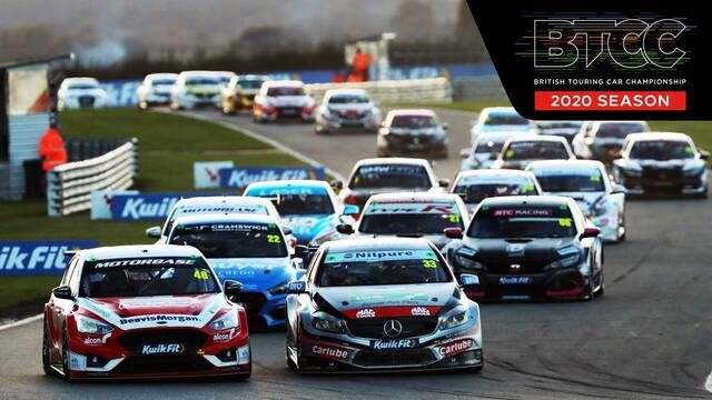 BTCC: Snetterton - Race 3 in 120 seconds