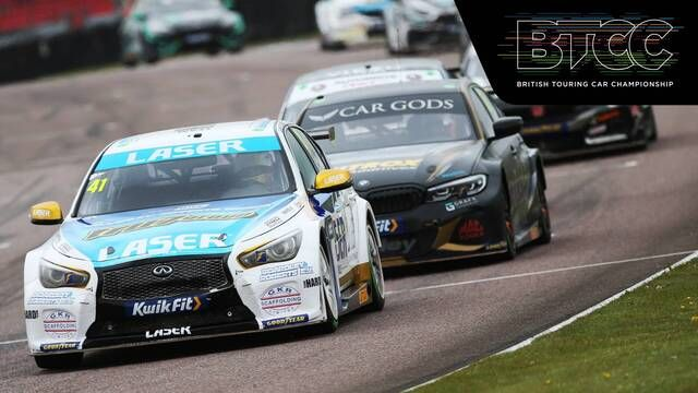 BTCC: Thruxton Race 1 in 70 seconds