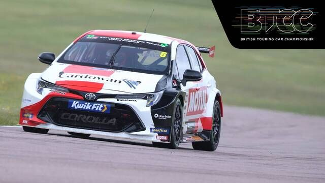 BTCC: Thruxton Race 3 in 90 seconds