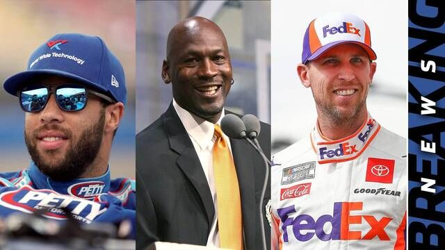 Bubba Wallace to drive for owners Michael Jordan, Denny Hamlin in 2021