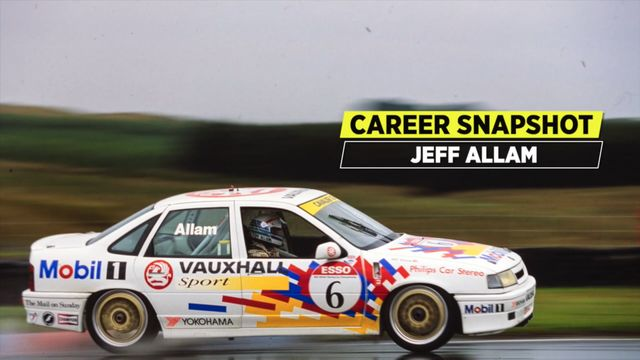 Career Snapshot: Jeff Allam