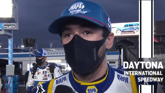 Chase Elliott after tough final stage at Daytona: 'I hate it'