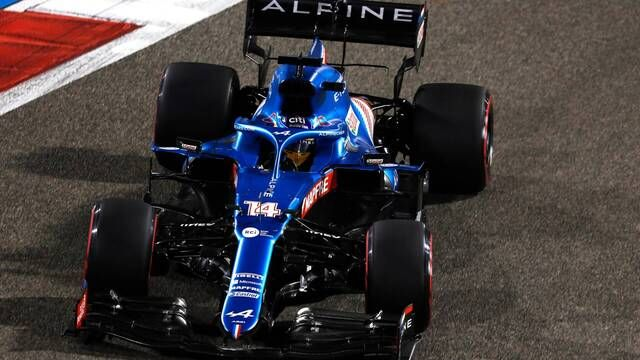 ChronoGP: Alpine and Alonso in Bahrain