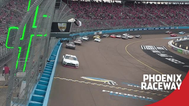 NASCAR XFINITY: Call 811 Before You Dig 200