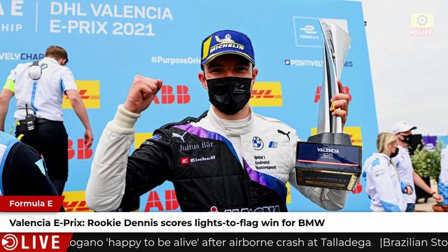 Close to mass retirement repeat in second Valencia race