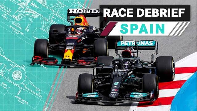 Converting to a Two-Stop Strategy EXPLAINED! | 2021 Spanish GP F1 Race Debrief