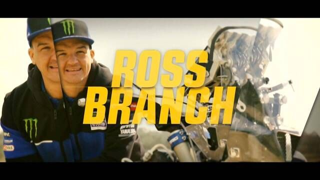 Dakar 2021 : le portrait de Ross Branch