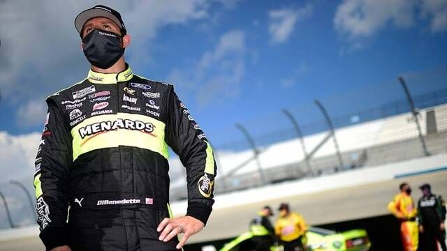 DiBenedetto confident in his ability with 2022 plans unknown