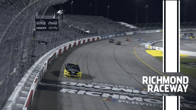 Dominant win at Richmond for Brad Keselowski