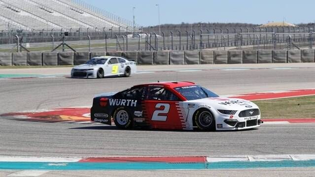 Drivers get taste of COTA in Goodyear tire test