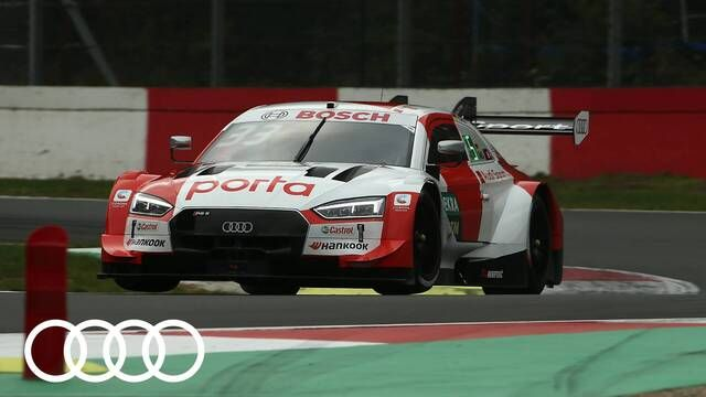 DTM 2020: Race 2 highlights – Zolder II