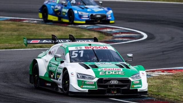 DTM Lausitzring Race 1 highlights