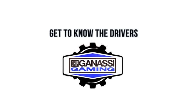 eNHPL Get to Know the Drivers - Chip Ganassi Gaming