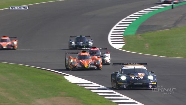 European Le Mans Series – 4 Hours of Silverstone 2018