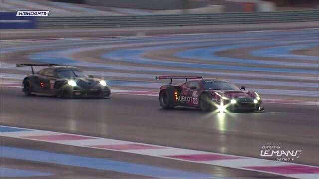 European Le Mans Series: Le Castellet II - Race highlights