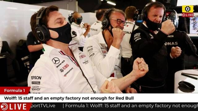 F1: 15 staff and an empty factory not enough to build an engine - Wolff