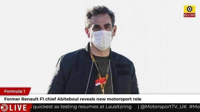 F1: Cyril Abiteboul gets a new job