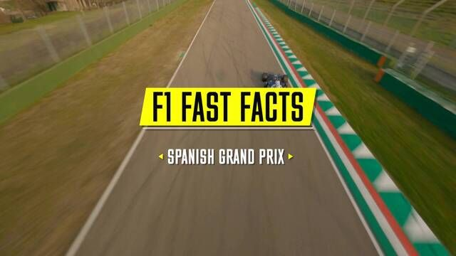 F1 Fast Facts: GP Spanyol