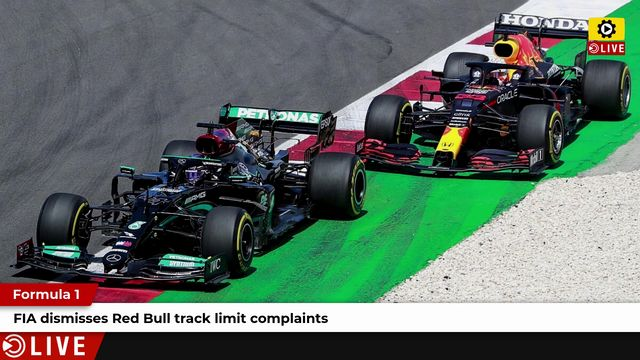 F1: FIA dismisses Red Bull track limit complaints