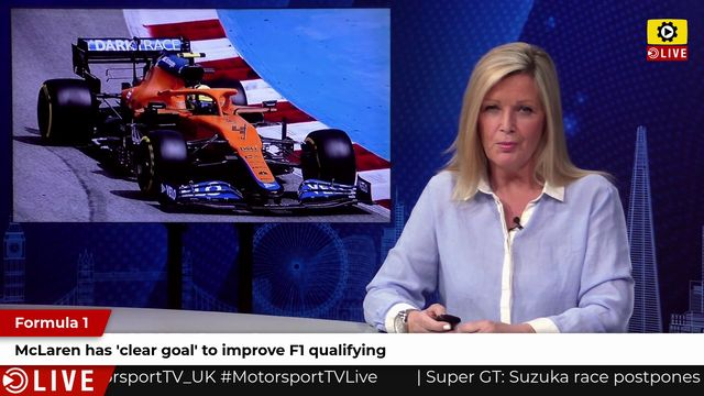 F1: McLaren has 'clear goal' to improve F1 qualifying
