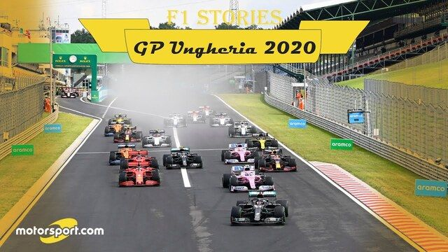 F1 Stories: GP d'Ungheria 2020