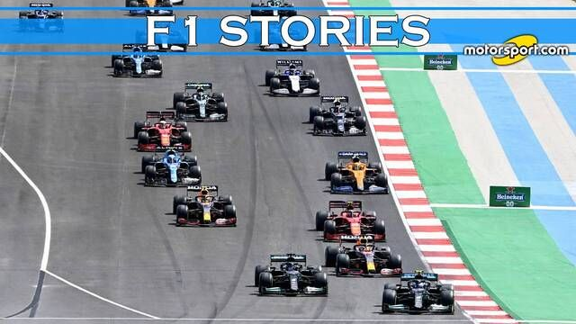 F1 Stories: GP Portogallo 2021