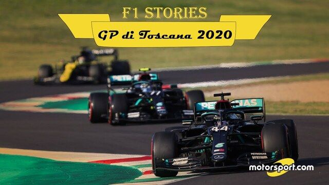 F1 Stories: il GP di Toscana 2020