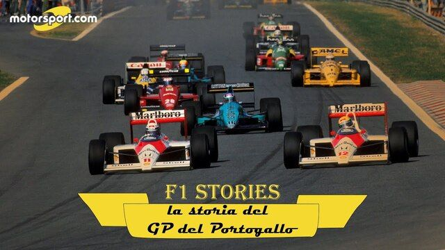 F1 Stories: la storia del GP del Portogallo