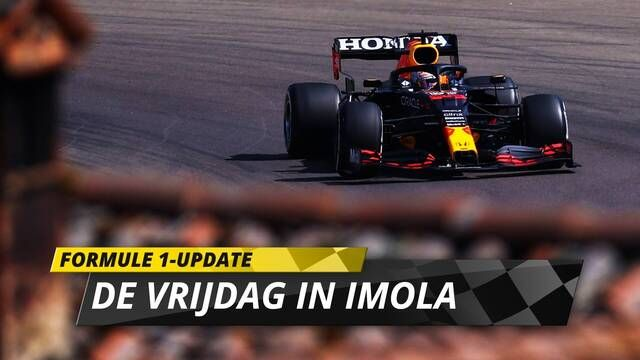 F1-update: Valse start voor Verstappen, Aston Martin boos