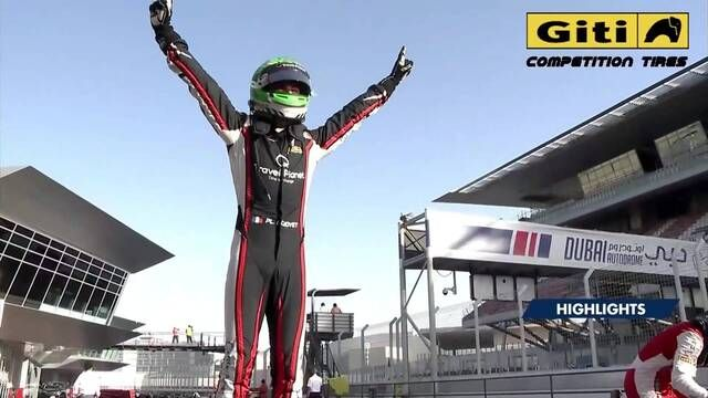 F3 Asia: Round 1 - Race 3 highlights