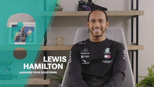 Fan Q&A with Lewis