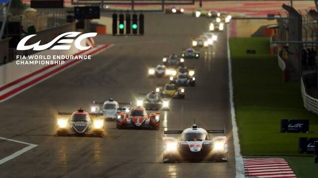 FIA WEC: 8 Hours of Bahrain Trailer