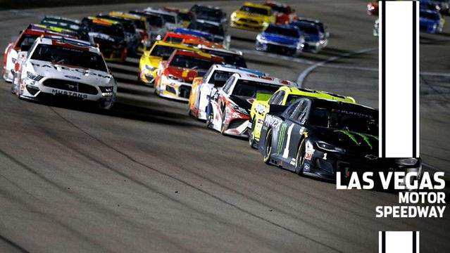 Final Laps: Kurt Busch gets the hometown win at Vegas