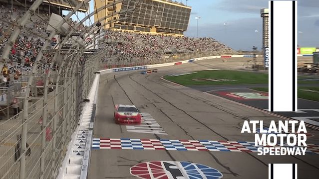 NASCAR Cup: Folds of Honor QuikTrip 500