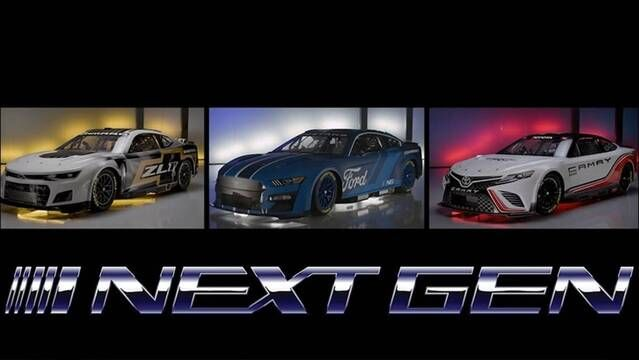 First look: NASCAR unveils Next Gen race car