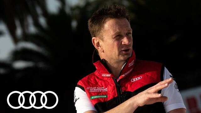 Formula E: Audi garage tour with Allan McNish in Berlin – Season 6 finale