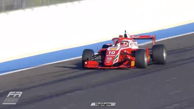 Formula Regional: Le Castellet Race 2 highlights