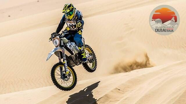 Get ready for the Dubai International Baja!