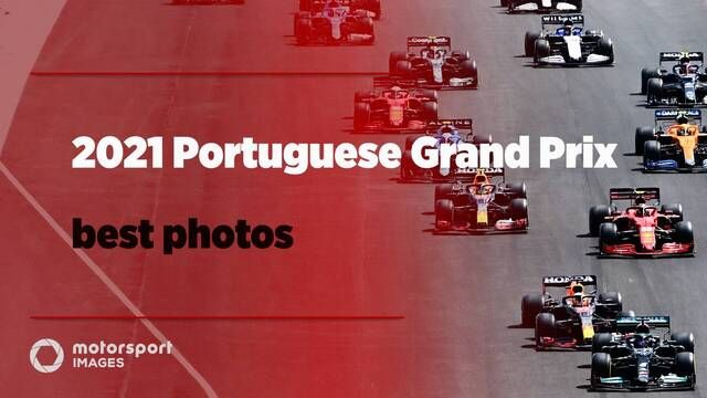Grand Prix Greats – 2021 Portuguese GP best photos