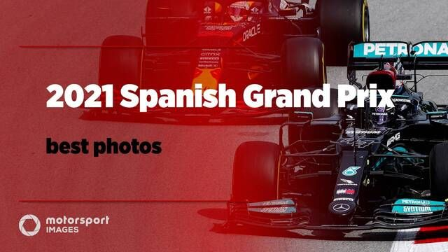 Grand Prix Greats – 2021 Spanish GP best photos
