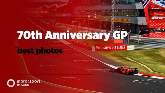 Grand Prix Greats – 70th Anniversary GP best photos