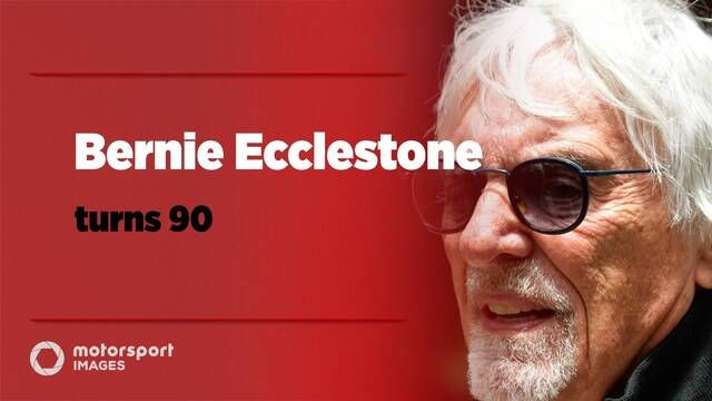 Grand Prix Greats – Bernie Ecclestone turns 90