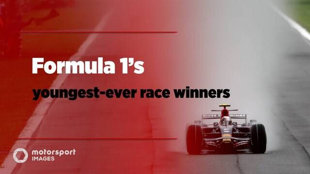 Grand Prix Greats – F1's youngest-ever winners