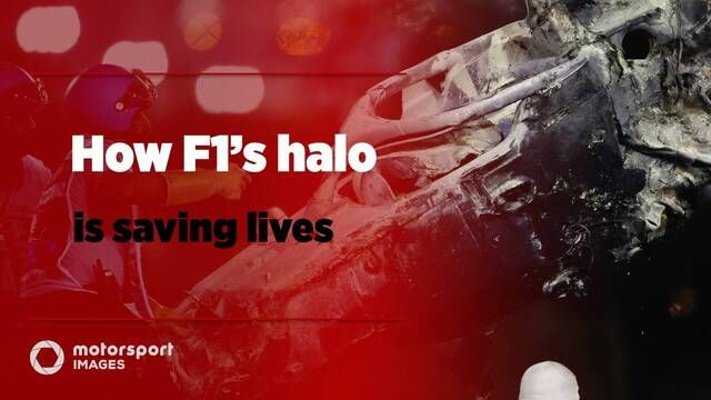 Grand Prix Greats – How F1's halo is saving lives