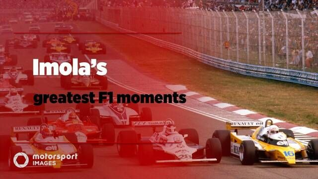 Grand Prix Greats – Imola's greatest F1 moments