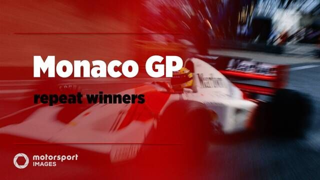 Grand Prix Greats – Monaco GP repeat winners