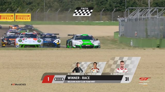 GT World Challenge Europe: Imola - Race start