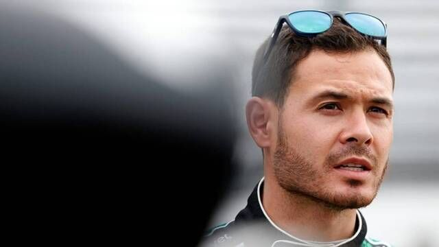 Hendrick names Kyle Larson to the No. 5 for 2021