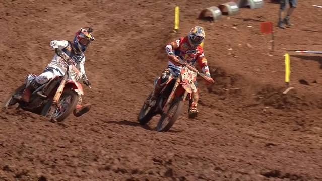Hoe Herlings GP Azië won - MXGP Semarang