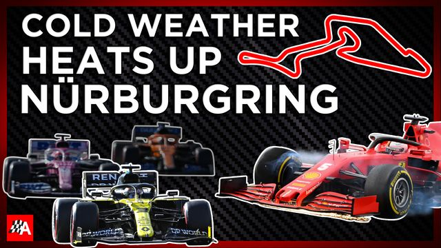 How Did The Cold Affect F1's Nürburgring Race?
